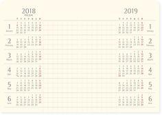 ブラウニー手帳「レギュラー」 | ブラウニー手帳 2018