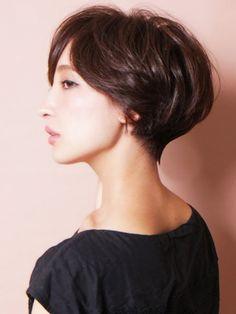 Hair Beauty Store Near Me Refferal: 6539697480 Japanese Short Hair, Asian Short Hair, Short Hair Cuts, Undercut Hairstyles, Short Hairstyles For Women, Pretty Hairstyles, Corte Bob, Short Haircut Styles, Hair Arrange