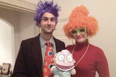 50 Couple Costume Ideas To Steal This Halloween
