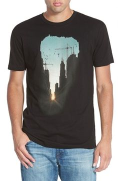 threadless+'Concrete+Jungle'+Graphic+T-Shirt+available+at+#Nordstrom