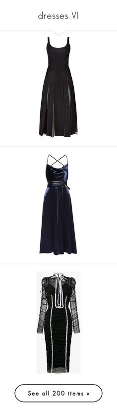 """""""dresses VI"""" by dudandradep ❤ liked on Polyvore featuring dresses, valentino, mid calf dresses, sparkly midi dress, midi dress, calf length dresses, sparkly dresses, vestidos, blue and navy blue leather belt"""