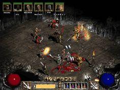 Diablo II (Original to Torchlight II)