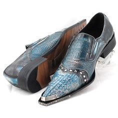 mens designer shoes Checking them  out there's   wild and crazy designs mr Angel shoes