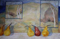 Syd Tunn painting