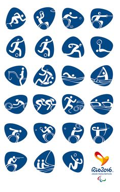 Check Out The New Olympic Pictograms | Co.Design | business + design