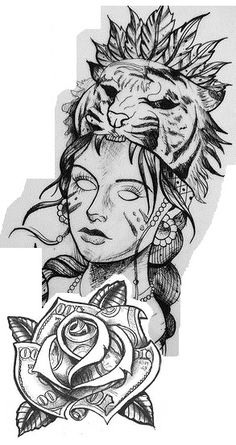 Sleeve Tattoo Designs Drawings On Paper Design Sleeve Tattoo 2