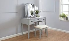 Groupon - The Cotswolds Collection of Dressing Tables From £79.99 With Free Delivery (60% Off). Groupon deal price: £119.99