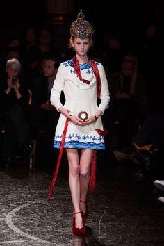 Undercover at Paris Fashion Week Fall 2014 - Runway Photos