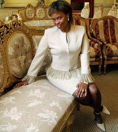 A wife of King Mswati III