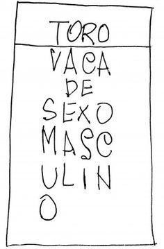 Nicanor Parra. Un artefacto en donde lo masculino se define a partir de lo femenino.