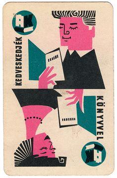 https://flic.kr/p/pnByUe | hungarian calendar card | 1963