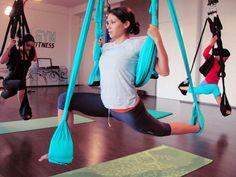Swing Yoga Aerial Yoga