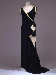 Evening Dress 1930-1932