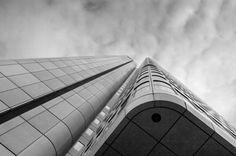 Wolfgang Bertl, Frankfurt, Insurance Building, Architecture