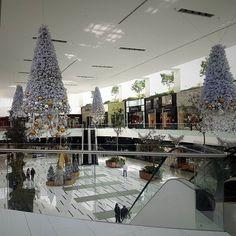 Navidad flotante. #christmas #santafe #viasantafe #cdmx #livingthedream