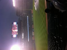 Rangers get rained out