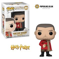 Get Your Favorite Characters From The Harry Potter Pop!This Harry Potter Viktor Krum Yule Ball Pop! Vinyl Figure Is Packaged In A Window Display Box. Figurine Pop Harry Potter, Harry Potter Pop Figures, Harry Potter Pop Vinyl, Objet Harry Potter, Harry Potter Shop, Harry Potter Characters, Harry James Potter, Funko Harry Potter, Ron Weasley