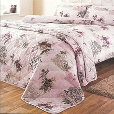 Petals and Bloom Heather Duvet Set available to buy online from Harry Corry, a specialist of curtains and bedding. Harry Corry, Butterfly Pattern, Duvet Sets, Bed Spreads, Flower Designs, Comforters, Bloom, Blanket, House