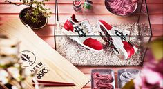 """Afew x Asics Gel Lyte III """"Koi"""" Official Pictures"""
