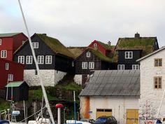 Torshavn - Capital Of The Faroe Islands