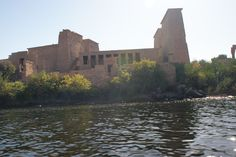Philae Temple  - Our Egyptian adventure 2008