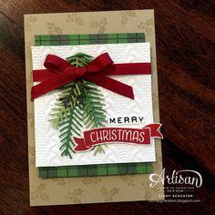 nutmeg creations: Fancy Friday Blog Hop - Christmas Inspiration