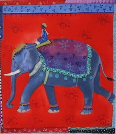 #juliacairns #elephant #art