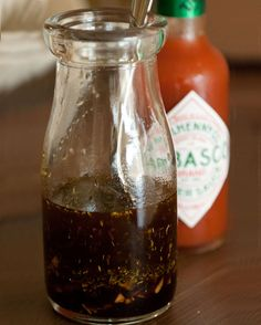 8. Spiced Balsamic Marinade #healthy #marinades http://greatist.com/eat/marinade-recipes-with-five-ingredients-or-less