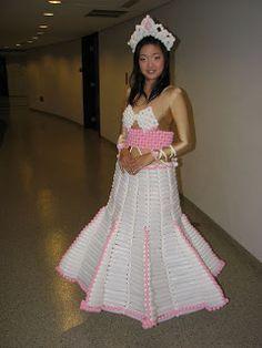 snow white with beautiful balloon dress