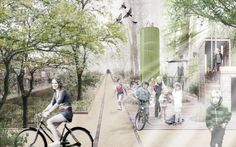 'GROW YOUR CITY' Suburb of the Future Winning Proposal / Elkiær + Ebbeskov Arkitekter | ArchDaily