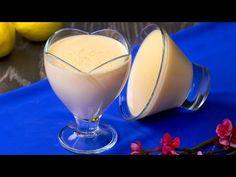 Könnyed, ízletes és egyszerű, kevés erőfeszítéssel! Vanília krémes desszert. Cookrate - Magyarország - YouTube Flan, Pudding, Glass Of Milk, Minimum, Desserts, Effort, Detox, Youtube, Vanilla