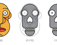 """Check out new work on my @Behance portfolio: """"Characters"""" http://be.net/gallery/43980285/Characters"""