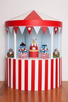 Circus Birthday Party Ideas | Photo 1 of 10