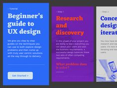 UX Guide for beginners by Chris Casey