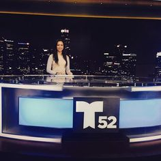 Senior Phi Ornella Hernandez is killing it at her awesome Telemundo internship this summer. Nothing like some rad #bossphi inspiration to start the week off right.
