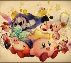 Kirby via Pixiv