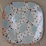 Platter Wild Fruit Blue