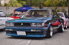 トヨタ GX71 クレスタ // ミカミオート旧車ミーティング Toyota GX71 Cresta // at Mikami Auto Old Car Meeting