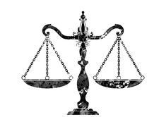 Scales of Justice Art by Erzebet S Law Icon, Libra Art, Law And Justice, Student Gifts, Graduation Gifts, Wood Print, Beach Towel, Office Decor, Watercolor Paintings