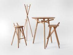 Set 01 – Dynamic Sitting Furniture Designed by Matej Chabera