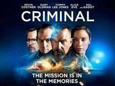 Criminal (2015) for Rent, & Other New Releases on DVD at Redbox