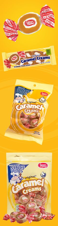 Do you remember these delicious, chewy caramels with the cream center? They're made in Maryland and completely nut-free! Find Goetze's Caramel Creams (Bulls-Eyes Candy) in a store near you. Try searching your home town in their Product Locator.