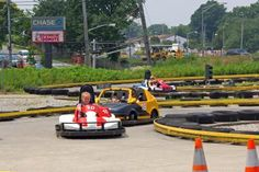 New York Carousel won a contract to take over the go-kart park in Emerson Hill and renamed it Staten Island FunPark.