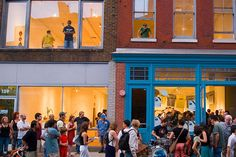 First Friday in Philadelphia has grown beyond Old City and now also occurs in  Manayunk, Kennett Square,  Doylestown, Northern Liberties, on Frankford Avenue and Chestnut Hill.