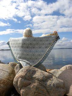 Ravelry: shell shawl by Ruth Sorensen