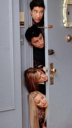 Friends Funny Moments, Friends Tv Quotes, Joey Friends, Friends Scenes, Friends Episodes, Friends Cast, Friends Poster, Friend Memes, Friends Show