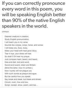 15 Reasons Why The English Language Makes Absolutely No Sense