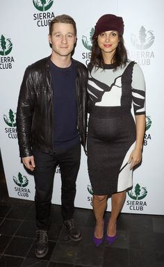 Pin for Later: Morena Baccarin Shows Off Her Baby Bump on the Red Carpet