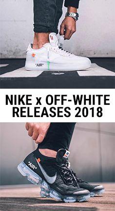 Nike X Off White Releases Alle Release Infos Direktlinks Snkraddicted White Sneaker Sneaker Nike