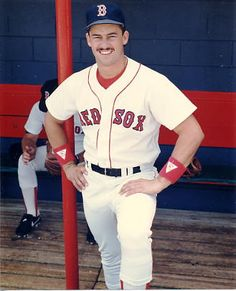 Mike Greenwell - Boston Red Sox